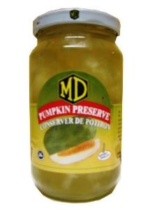 Picture of MD Pumpkin Preserve - 490G