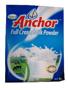 Picture of Anchor Full Cream Milk Powder - 1KG