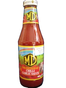 Picture of MD Chilli Garlic Sauce - 335G