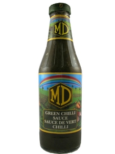 Picture of MD Green Chilli  Sauce - 335G