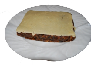 Picture of Christmas Cake 1LB (fresh baked)
