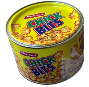 Picture of Maliban Chick Bits Cans 280g