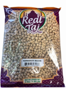 Real Taj Garbanzo Beans
