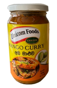 Picture of Unicom Mango Curry 350g