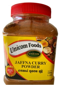 Picture of Unicom Jaffna Curry Powder 500g