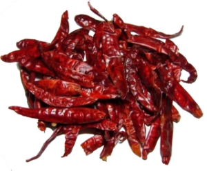 Picture of Dry Chilli Whole 100g