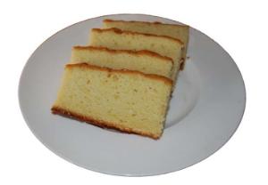 Picture of Butter Cake Sri Lankan Style - 2lb (Pre-Order)