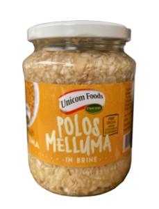 Picture of Unicom Polos Mallum in Brine 560g.Bot.