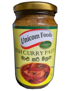 Picture of Unicom Curry Paste for Fish 375g