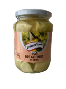 Picture of Unicom Bread Fruit in Brine 560g